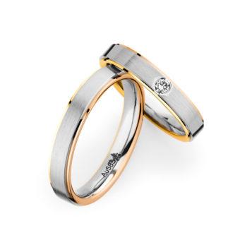 新潟で人気の結婚指輪(マリッジリング)と婚約指輪(ダイヤモンドエンゲージリング)鍛造 | 新潟で見つける!CHRISTIAN BAUER(クリスチャンバウアー)のかっこいい結婚指輪