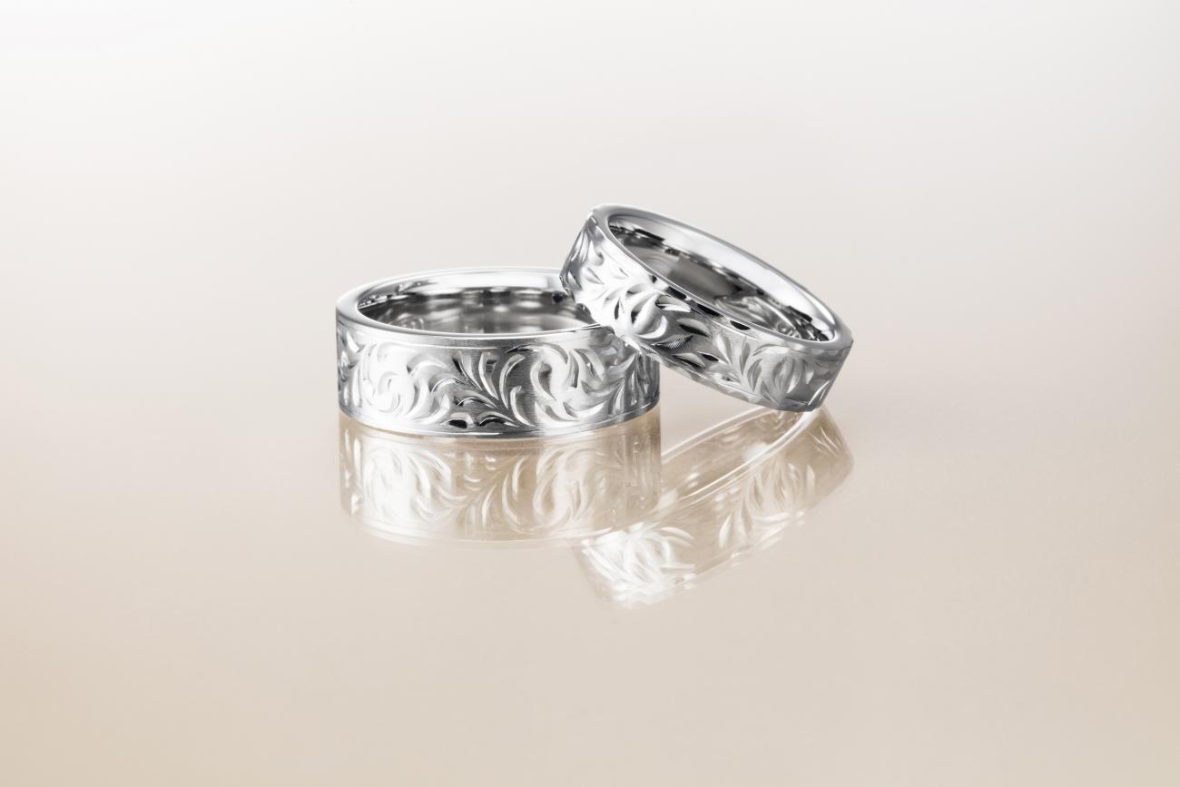 新潟で人気の結婚指輪(マリッジリング)と婚約指輪(ダイヤモンドエンゲージリング)ハワイアンジュエリーMakana(マカナ)| 本格ハワイアンジュエリーMAKANA(マカナ)の最高峰の鍛造製法リングとは
