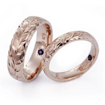 新潟で人気の結婚指輪(マリッジリング)と婚約指輪(ダイヤモンドエンゲージリング)ハワイアンジュエリーMakana(マカナ)  本格派手彫りで刻む、ハワイアンジュエリーMakana(マカナ)が新潟のカップルに支持されている理由
