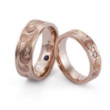 新潟で人気の結婚指輪(マリッジリング)と婚約指輪(ダイヤモンドエンゲージリング)ハワイアンジュエリーMakana(マカナ)| 結婚指輪(マリッジリング)をハワイアンジュエリーMakana(マカナ)にする