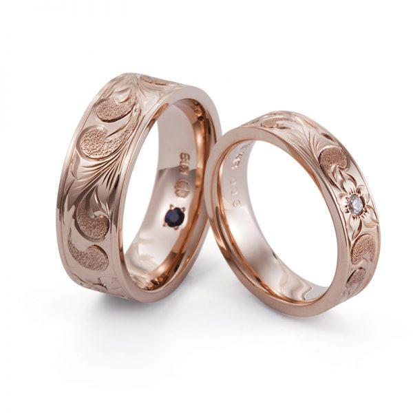 新潟で人気の結婚指輪(マリッジリング)と婚約指輪(ダイヤモンドエンゲージリング)ハワイアンジュエリーMakana(マカナ)| 結婚指輪(マリッジリング)をハワイアンジュエリーMakana(マカナ)で選ぶ