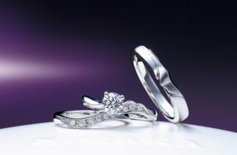新潟で人気の結婚指輪と婚約指輪 にわか(ニワカ) | 大人花嫁の想像を現実に変えるセットリング