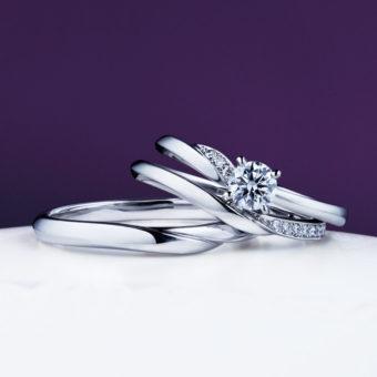 新潟で人気の結婚指輪と婚約指輪 にわか(ニワカ) | にわか(ニワカ)独自のプラチナゴールド