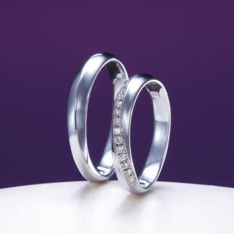 新潟で人気の結婚指輪と婚約指輪 にわか(ニワカ) | 月日を重ねても女性達に不変の輝きを与えてくれるウェディングリング