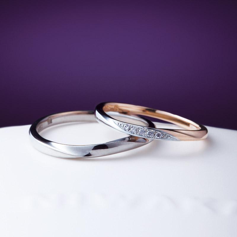 新潟で人気の結婚指輪と婚約指輪 にわか(ニワカ) | にわか(ニワカ)雪佳景SEKKAKEI