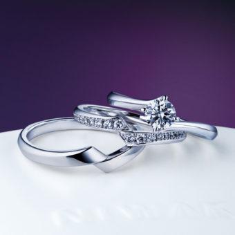 新潟で人気の結婚指輪(マリッジリング)と婚約指輪(ダイヤモンドエンゲージリング)俄(にわか) | 新潟で大人花嫁を魅了する婚約指輪(ダイヤモンドエンゲージリング)