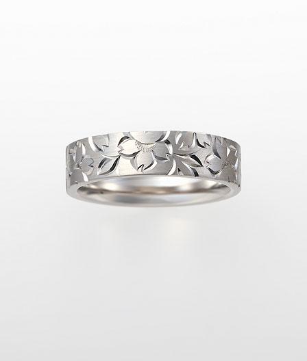 新潟で人気の結婚指輪(マリッジリング)と婚約指輪(ダイヤモンドエンゲージリング)俄(にわか)   新潟で見つける!太め、カッコイイ!和婚にぴったりのマリッジリング