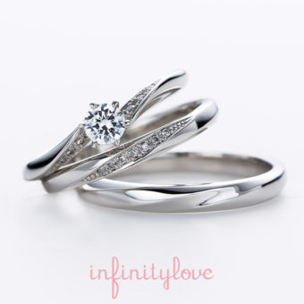 新潟で人気の結婚指輪(マリッジリング)と婚約指輪(エンゲージリング)   新潟先輩カップルとお二人の婚約指輪(エンゲージリング)・結婚指輪(マリッジリング)