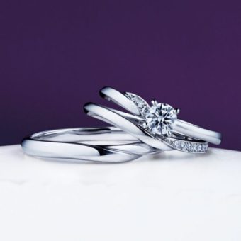 新潟で人気の結婚指輪(マリッジリング)と婚約指輪(ダイヤモンドエンゲージリング)俄(にわか) | おしゃれだねって褒められる、新潟で見つけた婚約指輪と結婚指輪