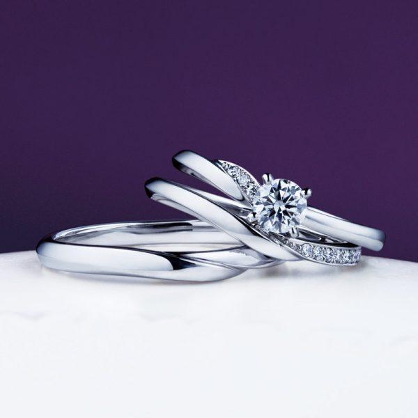 新潟で人気の結婚指輪と婚約指輪 にわか(ニワカ)   おしゃれだねって褒められる、新潟で見つけた婚約指輪と結婚指輪