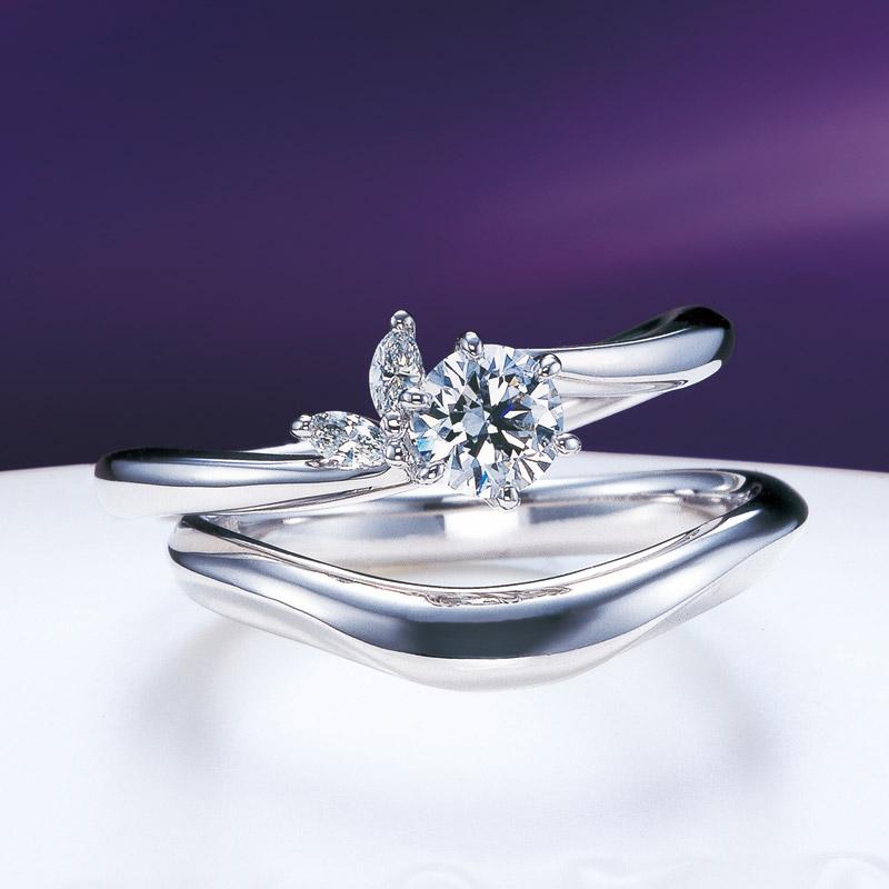 新潟で人気の結婚指輪(マリッジリング)と婚約指輪(ダイヤモンドエンゲージリング)俄(にわか) | 大切な人へ贈る一生モノの上質なダイヤモンドエンゲージリング